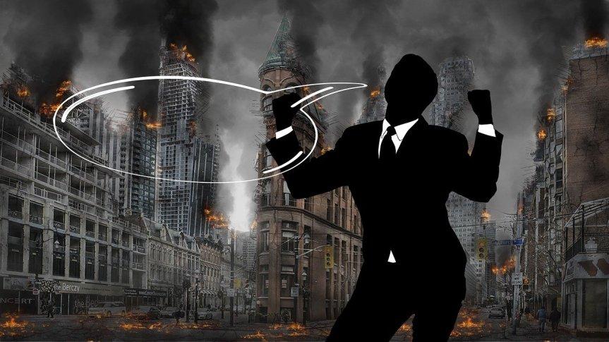 CoViD-19 : une épidémie entre orgueil etbêtise